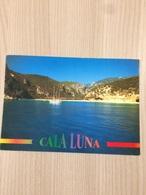 Cartolina-Nuoro-Cala Gonone-Cala Luna - Nuoro