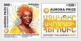 Armenië / Armenia - Postfris / MNH - Complete Set Aurora Prize 2017 - Armenië