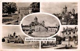 14 SAINT-PIERRE-SUR-DIVES MULTI-VUES - France