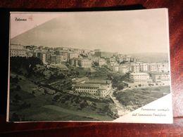 15563) POTENZA PANORAMA PARZIALE DAL SEMINARIO PONTIFICIO VIAGGIATA 1940 - Potenza