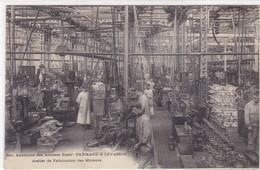 Paris - Soc. Anonyme Des Anciens Etablissements Panhard & Levassor - Atelier De Fabrication Des Moteurs - France