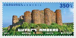 Armenië / Armenia - Postfris / MNH - Europa, Kastelen 2017 - Armenië