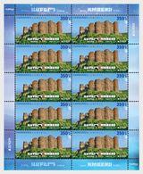 Armenië / Armenia - Postfris / MNH - Sheet Europa, Kastelen 2017 - Armenië