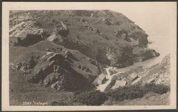 Tintagel, Cornwall, C.1930s - Hawke RP Postcard - England