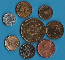 LOT COINS 8 MONNAIES ALL UNC - Coins & Banknotes