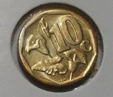 @Y@    Suid Afrika   10 Cent   2006    (3222) - Zuid-Afrika