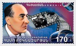 Armenië / Armenia - Postfris / MNH - 125 Jaar Hamo Beknazarian 2017 - Armenië