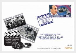 Armenië / Armenia - Postfris / MNH - FDC 125 Jaar Hamo Beknazarian 2017 - Armenië