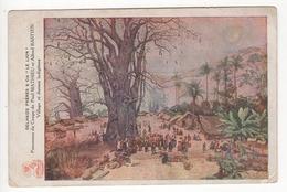C.P. Congo. Panorama Du Congo De Paul Mathieu Et Alfred Bastien. Village Et Danses Indigènes - Congo Belge - Autres
