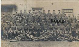 AK Frankfurt - Bonames, Soldatengruppe LIR 116 - Frankfurt A. Main
