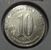 @Y@    Ecuador    10 Centavos   2000     (3502) - Ecuador