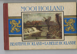 MOOI NEDERLAND - Books, Magazines, Comics