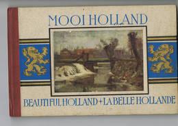 MOOI NEDERLAND - Livres, BD, Revues