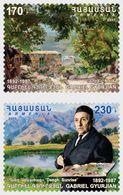 Armenië / Armenia - Postfris / MNH - Complete Set Prominente Armenen 2017 - Armenië