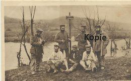 """3 AK """"Kampf Gegen Die Läuse"""" - Guerre 1914-18"""