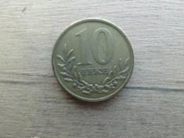 Albanie  10  Leke  2013  Km !!! - Albanie