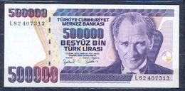 Turkey - 1993 - 500 000 Lirasi -  P212a2...UNC - Turquie
