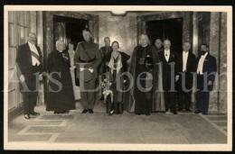 Postcard / ROYALTY / Belgique / Roi Albert I / Koning Albert I / Reine Elisabeth / Beaux-Arts / 1933 - Musées