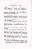 Behoud Van Eigen Aard Door Rubens Hasselt - Libros, Revistas, Cómics