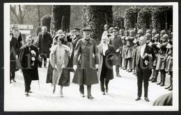 Postcard / ROYALTY / Belgique / Roi Albert I / Koning Albert I / Koningin Elisabeth / Reine Elisabeth / Gentse Floraliën - Gent