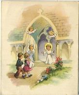 Oeudeghien : La Chapelle De N.D. Du Buisson  ( Ecrit 1906 Avec Timbre )  Cache De Poste Papignies ( 2 Scans ) - Frasnes-lez-Anvaing