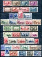 Algérie        N°  131/353  ** - Sammlungen (ohne Album)