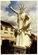 Gourin (56) : La Statue De La Liberté En Place L'été 1990 Par Kervinio - Gourin