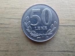 Albanie  50 Leke  2000  Km 79 - Albania