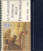 Verona  1999- Le Cartoline Storiche Della Fieracavalli - 101° Edizione - Annullo Manifestazione - - Calendari