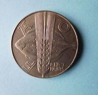 Pologne 10 Zlotych 1971 - Pologne