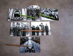 LOT PHOTOS (RETIRAGES)LE GENERAL DE GAULLE LIBERATION DE TOULOUSE ..  ! - Repro's