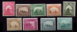 Roumanie **  N° 670 à à 677A  - Intégration De La Bessarabie - Unused Stamps