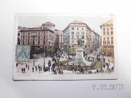 Genova. - Piazza Corvello. - Genova