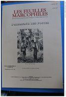 ALMANACHS  DES  POSTES   -   LES  FEUILLES  MARCOPHILES   SUPPLEMENT  251     17  PHOTOS - Matasellos