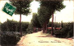 Pargny Sur  Saulx. Pont De La Saulx. - France