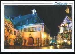 CPM Neuve 68 COLMAR La Ville Illuminée - Colmar
