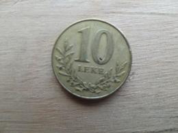 Albanie  10  Leke  1996  Km 77 - Albanie