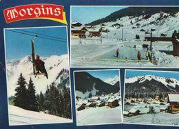 CPM Suisse Morgins (joli Timbre) - VS Valais