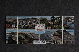 BENI SAF- SOUVENIR - Carte PANORAMA ( 22 Cm) - Algiers