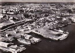 BREST  Vue Aérienne. Le Port - Brest