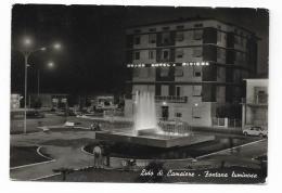 LIDO DI CAMAIORE - FONTANA LUMINOSA ( NOTTURNO ) VIAGGIATA  FG - Lucca