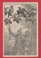 Feldpostkarte - Patriottiche