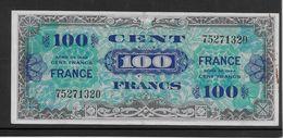 France Trésor 100 Francs France Juin 1944 Sans Série - Fayette N°VF 25-1 - SUP - Treasury