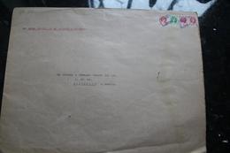 RHODESIA NYASALAND MALAWI 1956/1957 CENTRAL AFRICAN AIRWAYS TOBACCO - Documents