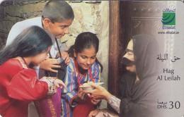 TARJETA TELEFONICA DE EMIRATOS ARABES UNIDOS. PREPAGO. (139). - Emiratos Arábes Unidos