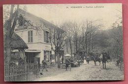 Robinson - Pavillon Lafontaine - Le Plessis Robinson
