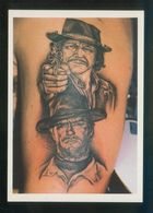 *Tattoos* Ed. Taschen 1996. Tarjeta Postal 114x161 Mms. Nueva. - Fotografía