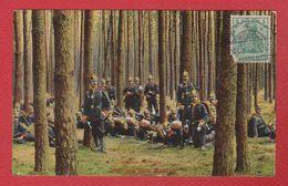 Postkarte - Patriotiques