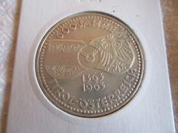 Austria: 50 Schilling 1963 - 600 Ans Tyrol - Autriche