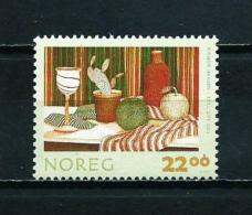 Noruega  Nº Yvert  1403a (dent. 14x13)  En Nuevo - Noruega